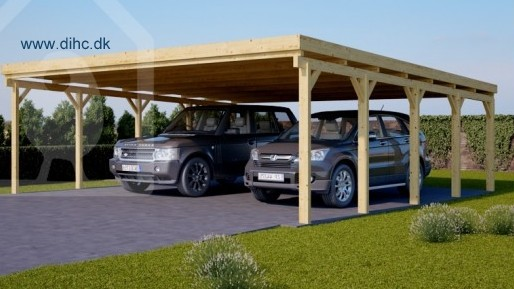 1000+ ideas about Carport En Bois on Pinterest ~ Garage Bois Double