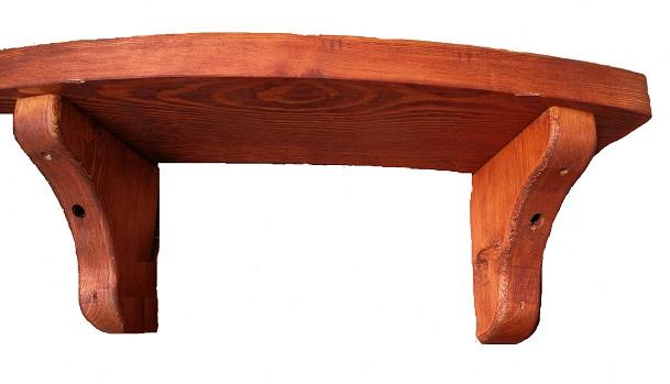 Cedar – Extra shelf