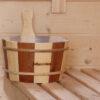 Træ bucket