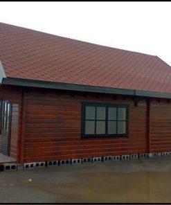 Bjælkehus Langon 98 m 2