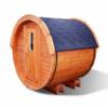 Sauna tønde 1.7 m af fyr