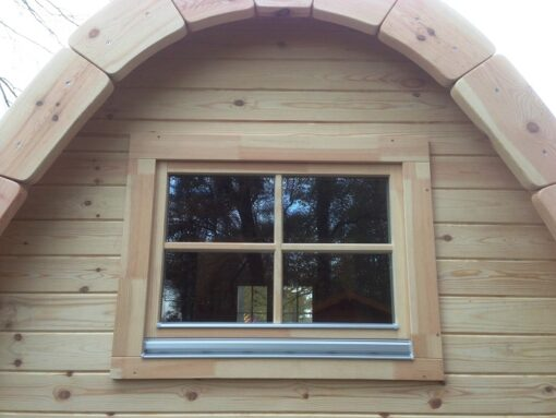 Camping Hytte – 2 rums Camping Pod