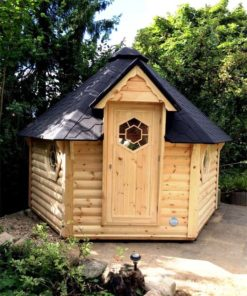 Sauna Hytte 9.2 m²