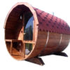 Samlet saunatønde 3 m