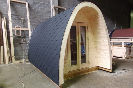 Luksus Camping Pod 3 m