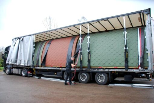 Luksus Camping Pod 4,8 m.-levering