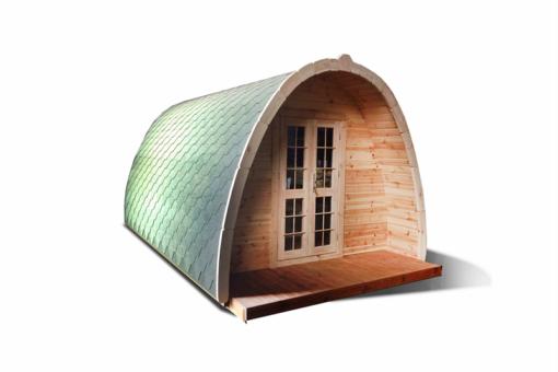 Camping Pod 3m x 4,8-5,9