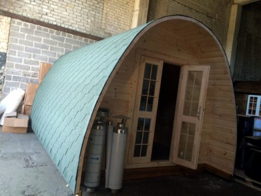 Camping Pod 3m. X 4.8 m