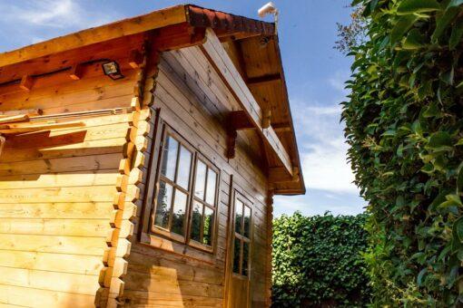 Hytte med loft AVIGNON 19.9m² + 16,6m²