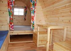 Bord til camping pod type1