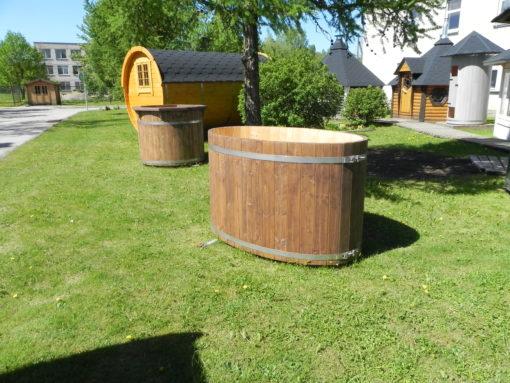 Kold Vildmarksbad (oval)