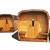 Sauna Bus -Have sauna