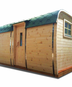 "Camping hytte - ""Bus"" 2.3 m x 3.5 m"