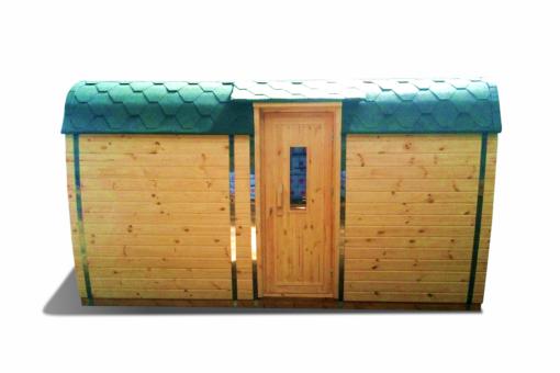 Sauna Bus 4 m -Have sauna
