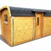 Sauna Bus 3.5 m -Have sauna