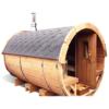 Sauna tønde 3.5m af thermowood
