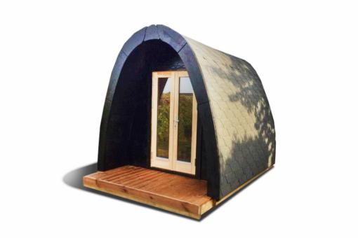 Luksus Isoleret Camping Pod
