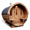 Sauna tønde 4 m af thermowood