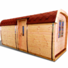 Sauna Bus 5.9 m x 2.4 m - Have Sauna