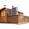 Sauna Bus 4.8 m x 2.4 m - Have Sauna