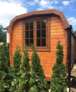 "Camping hytte- ""Bus"" 2.3 m x 4.8 m"