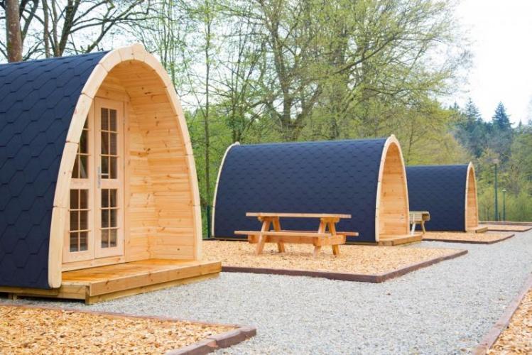 2 rums camping pod 2 4 m x 4 8 m dihc dk. Black Bedroom Furniture Sets. Home Design Ideas