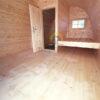 Luksus Isoleret Camping Pod 3 m x 5.9 m