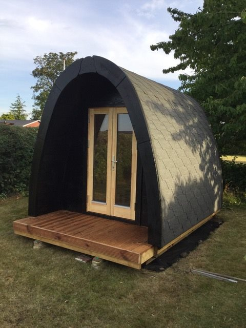 Luksus Isoleret Camping pod 3 m
