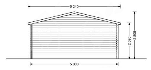 Feriehus WISSOUS 25m² - Plan