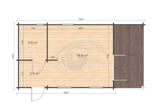 Emily floor plan