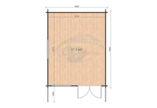 Linus 4x5 floor plan