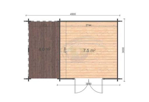Lima- Floor plan