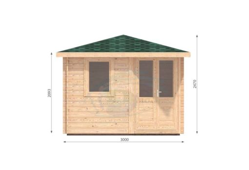 Lukne 3x3 front