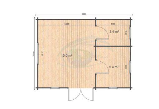 Otawa floor plan