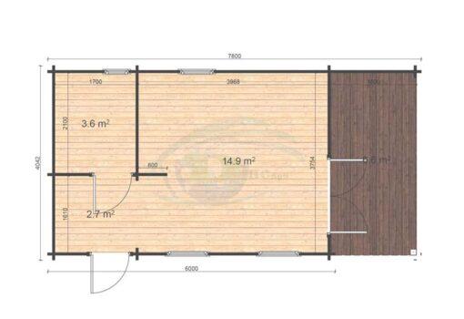 Rico floor plan