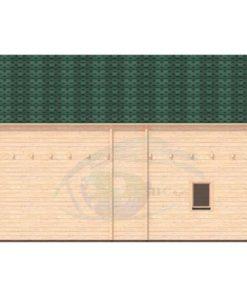 Sommerhus Verona 51,8m², 68mm_right