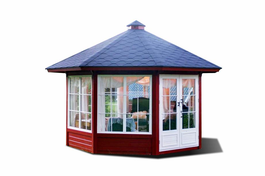 Lysthuse-Pavilloner