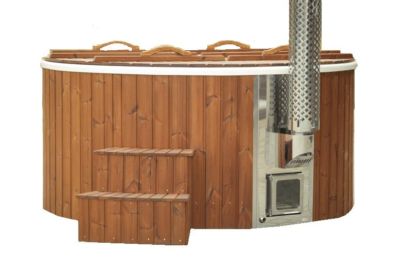 Cedar wooden cover