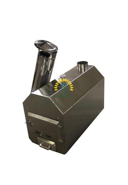 8 kantet udvendig ovn 20 KW -30 KW