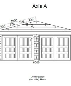 Double Garage_facades