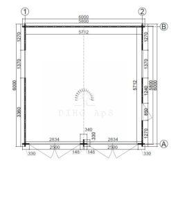 Double Garage_floor plan