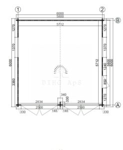 Double Garage_floor plan