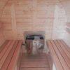Sauna-tønde-2,5-m-længde-x-1,9-d-indvendigt-med-elektrisk-varmelegeme
