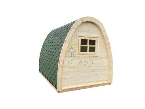 Isoleret Camping Pod 2.4 m x 3 m